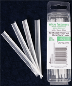 Microstitch Fasteners Refill Pack - White